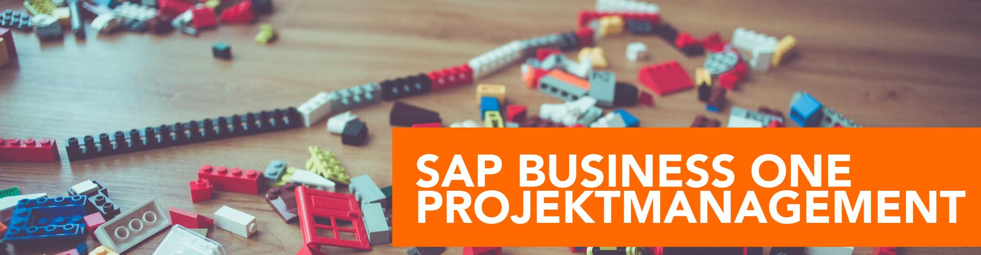 SAP Business One Projektmanagement